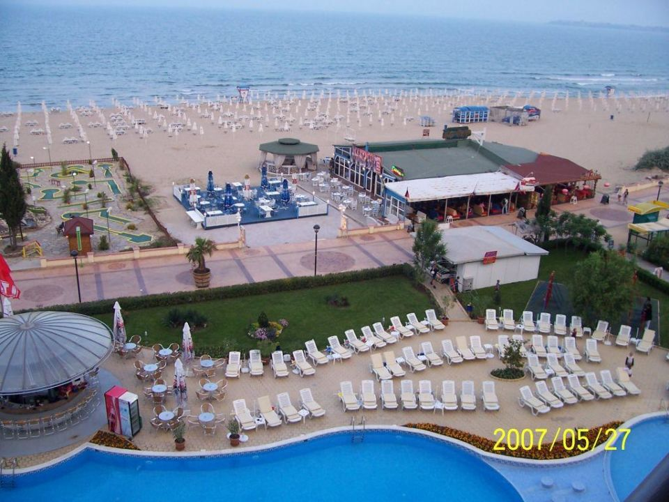Neptun Beach Hotel Sonnenstrand