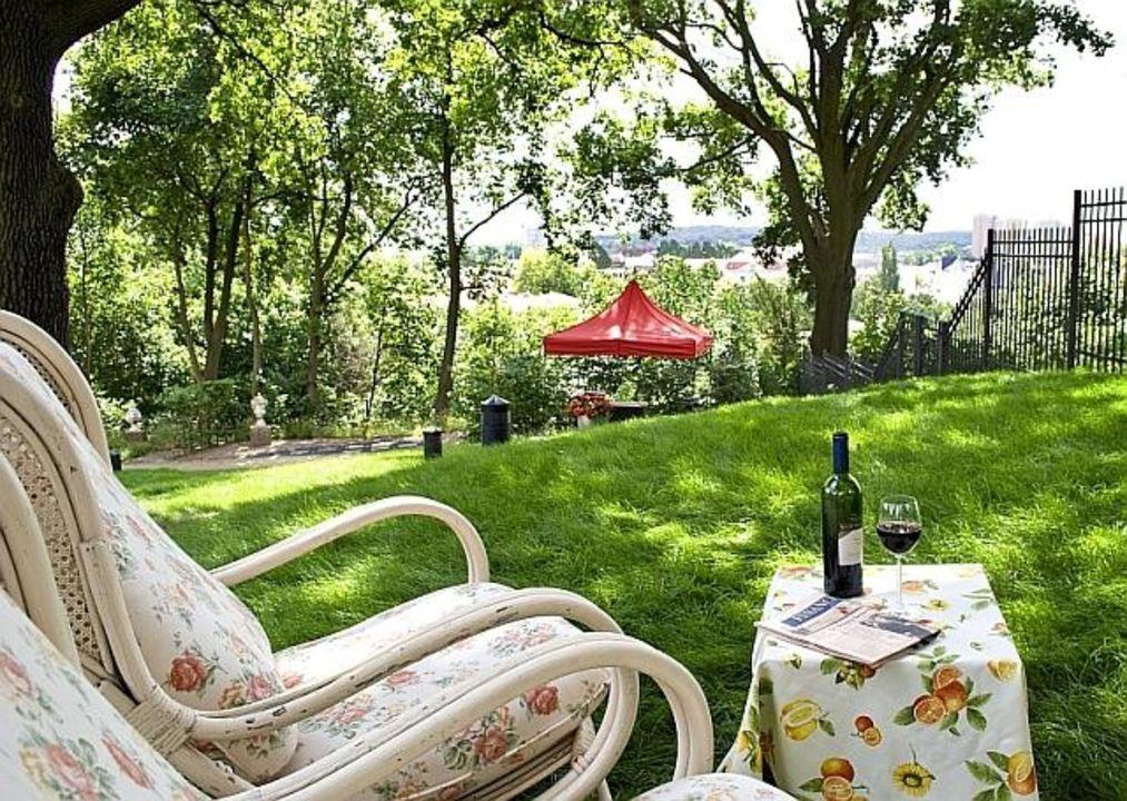 Garten Hotel Villa Monte Vino