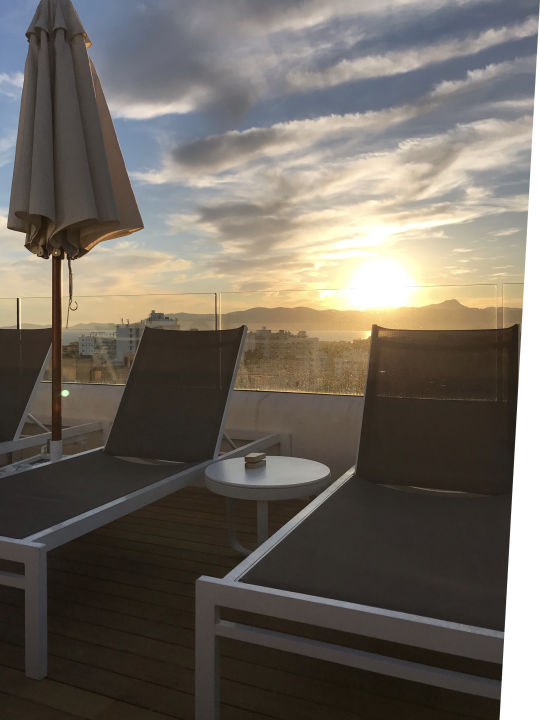 Ausblick Hotel HM Alma Beach