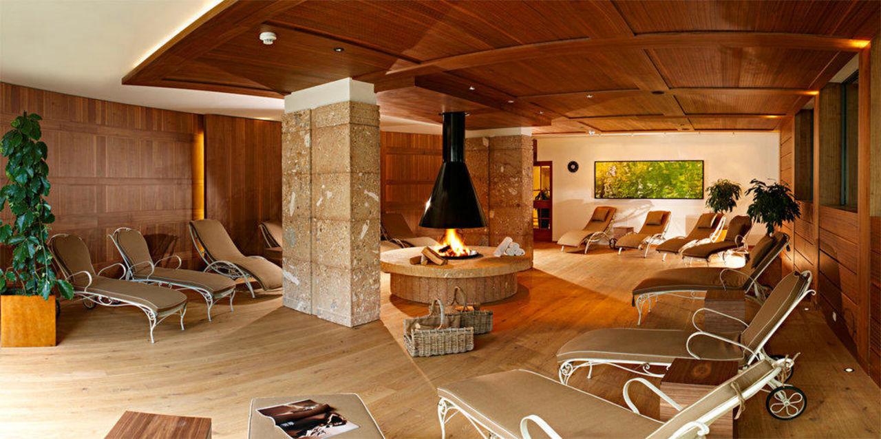 Silent-Lounge Schlosshotel Fiss
