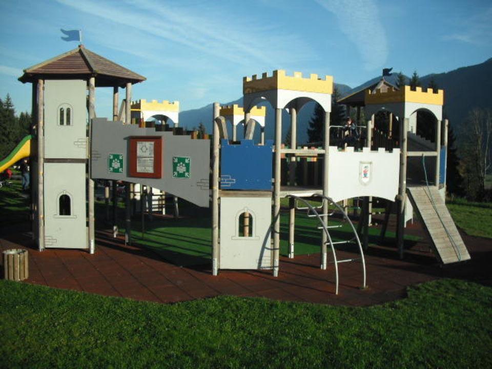 Spielplatz Kinderhotel Ramsi