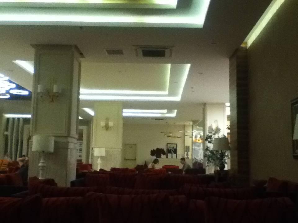 Tolle Indirekte Beleuchtung, Gemütliche Atmosphäre Hotel Royal Garden Select