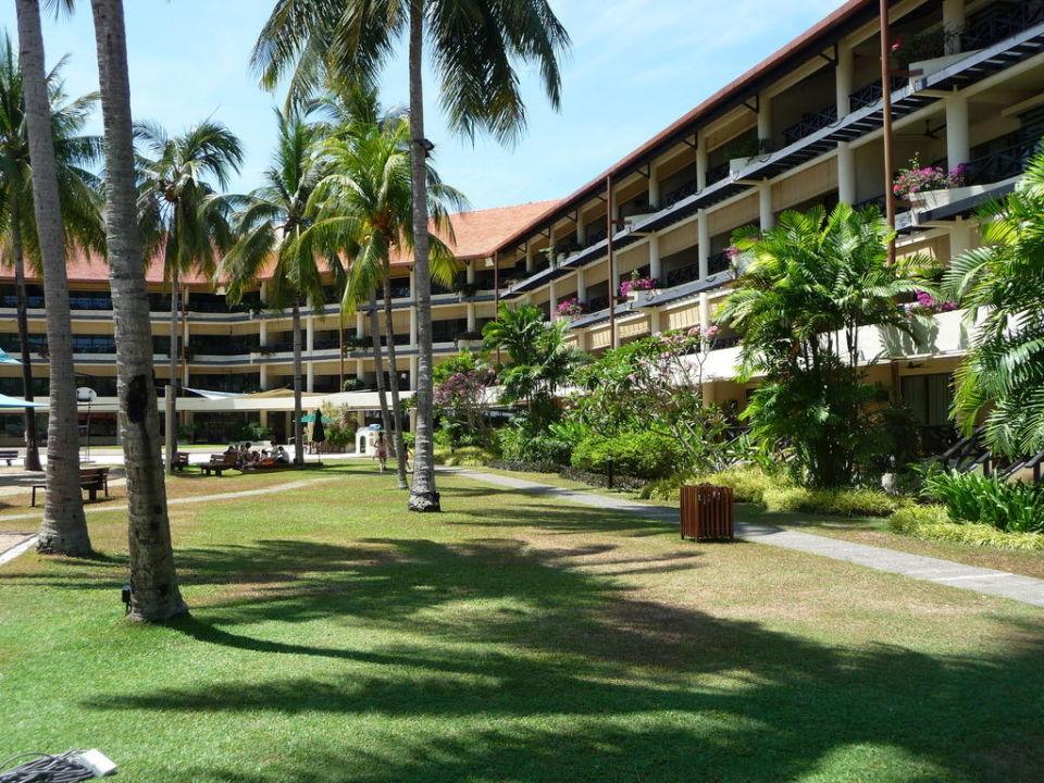 Hotelgebäude Hotel Shangri-La Tanjung Aru Resort