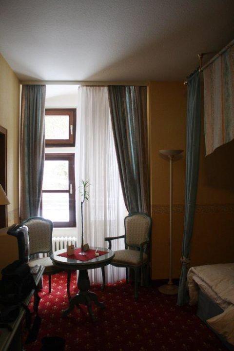 Zimmer Hotel Burg Staufenberg