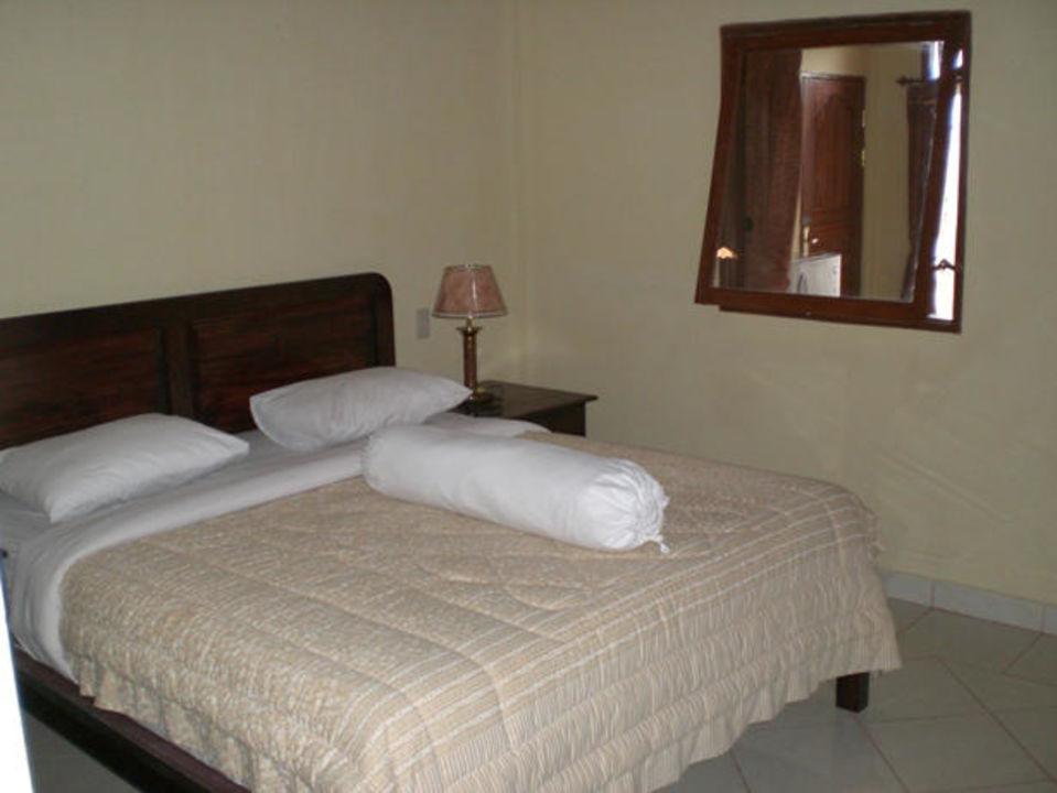Suite - Schlafzimmer Samosir Villa Resort