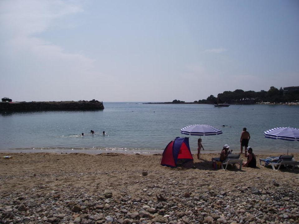 Der Strand My Kolibri Hotel  (Vorgänger-Hotel – existiert nicht mehr)