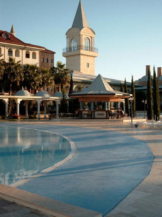 Topkapi eine der Poolbars Swandor Hotels & Resorts Topkapi Palace