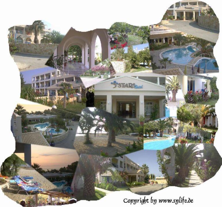 Three Stars Village Moraitika Bildergalerie Hotel Three Stars Village