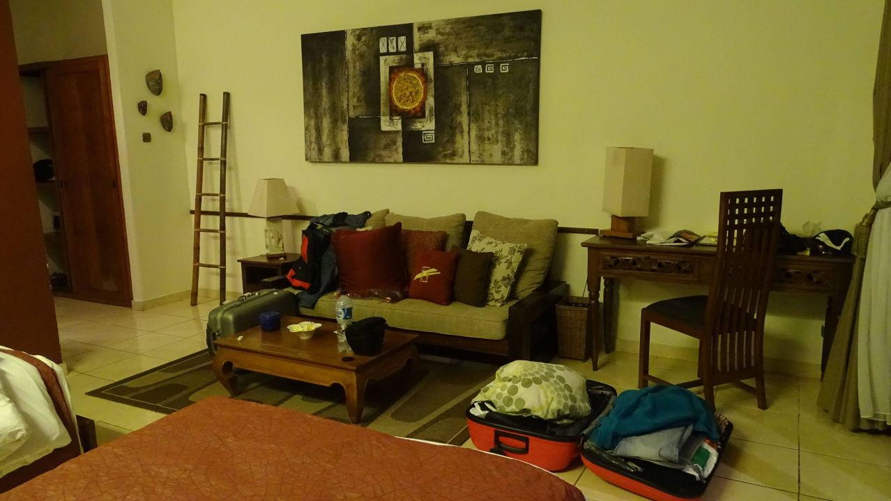 Zimmer # 6 EG Hotel Tauch Terminal Resort Tulamben