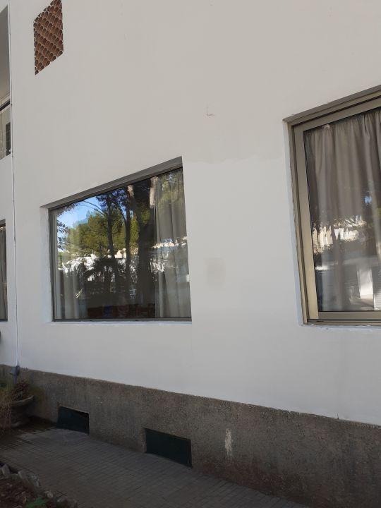 Außenansicht Flacalco Hotel & Apartments