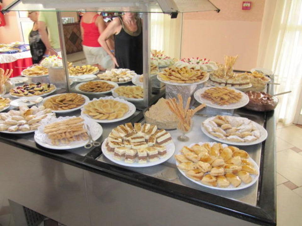 Das Kuchen Buffet\