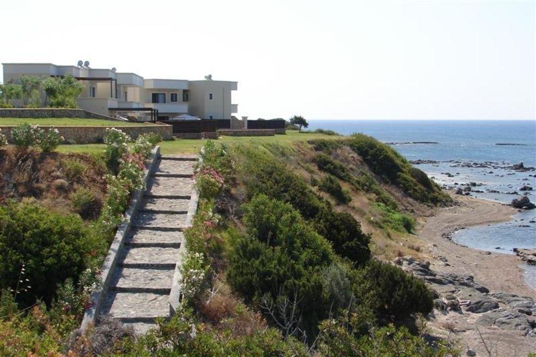 Stiege zum Meer Hotel Al Mare Villas