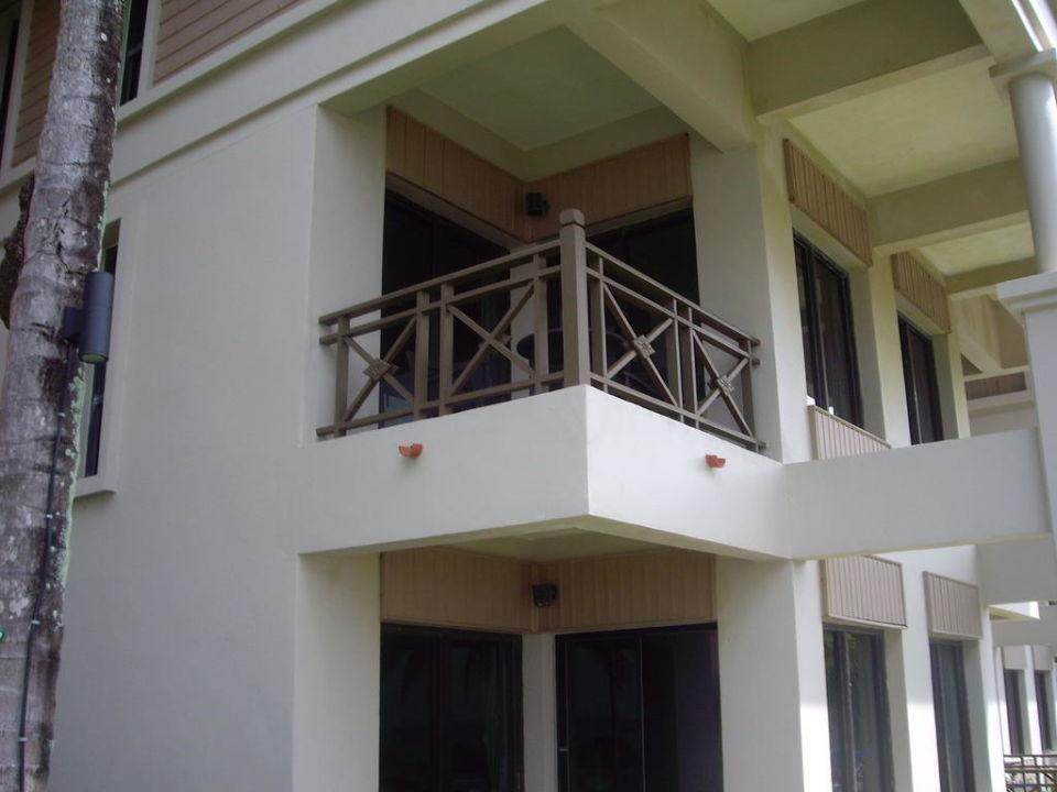 Balkone Hotel Laguna Beach  (geschlossen)
