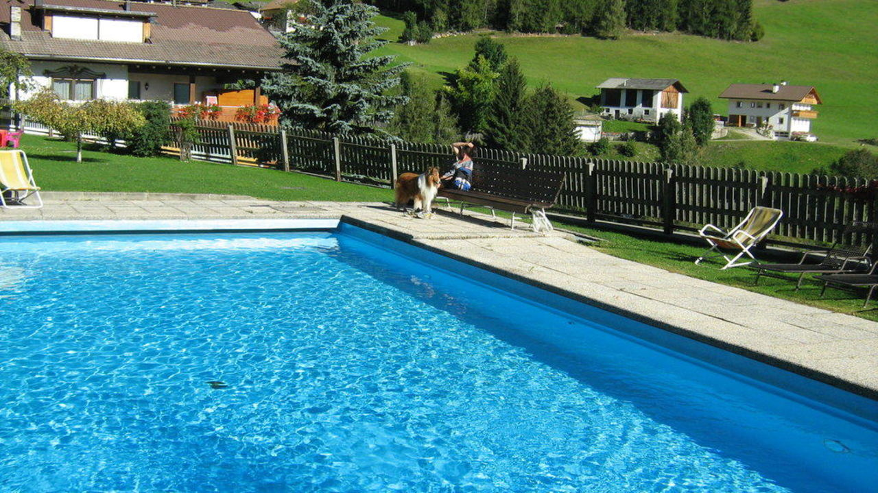 Pool Pension Alpeggerhof