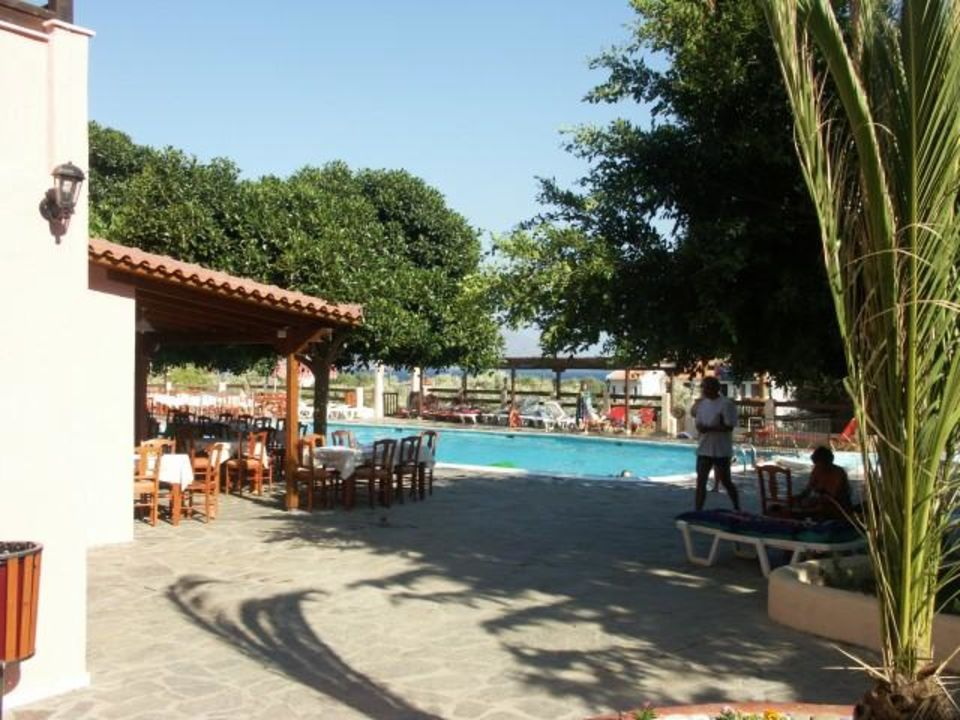 Anthemis Village Hotel Kampos Village Resort