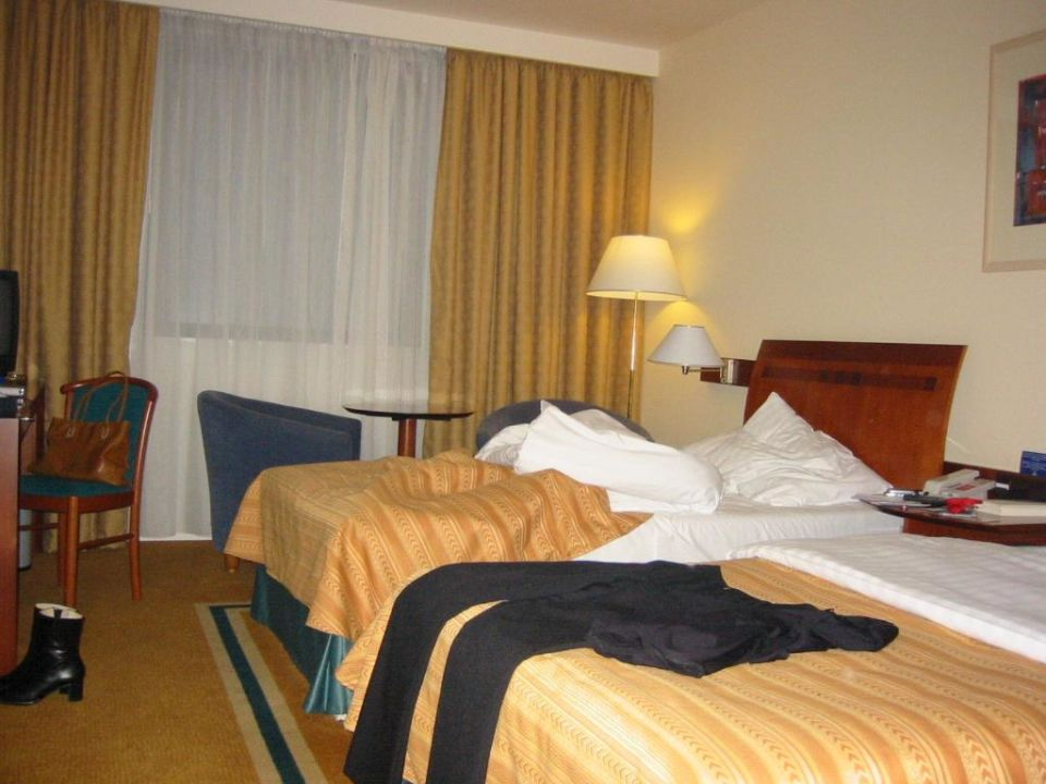 Mein Zimmer Hilton Prague