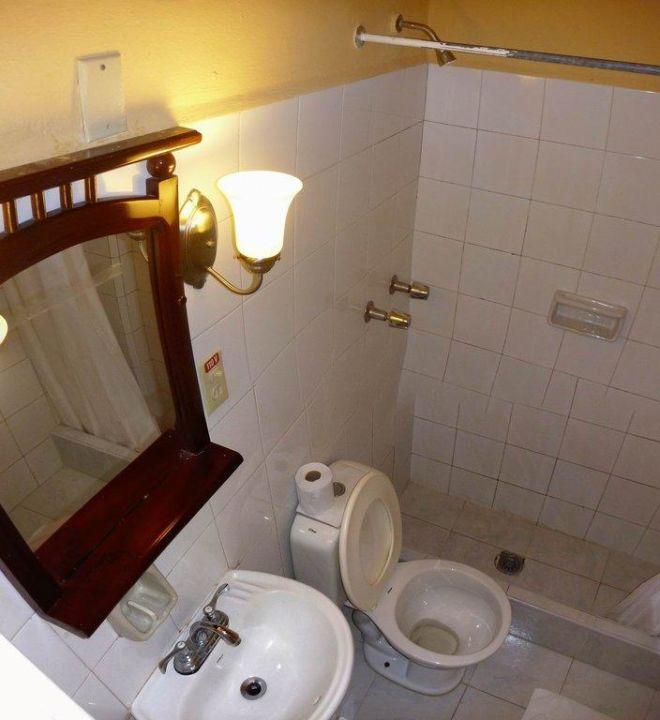 Badezimmer Hotel Isla De Cuba
