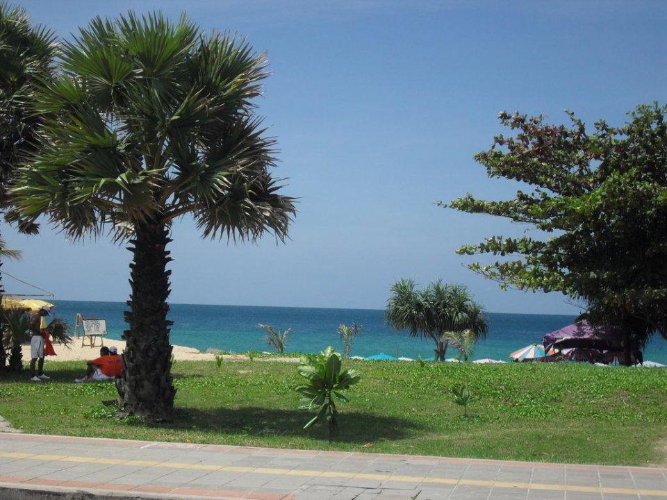 Strand Mövenpick Resort & Spa Karon Beach Phuket