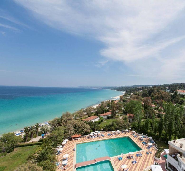 Hotel Pallini Beach  Kallithea