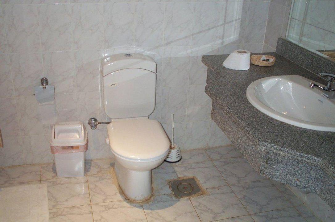 Hygiene im Bad Hotel Happy Life Village