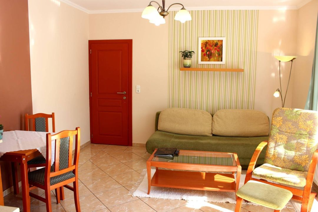 Appartement Nr.2. Wohnzimmer Anett  Villa