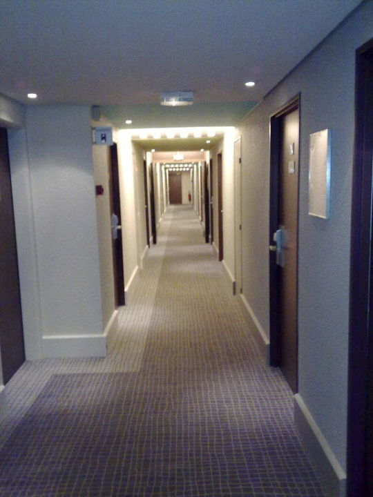 Flur Hotel Novotel Marne La Vallée Noisy Le Grand