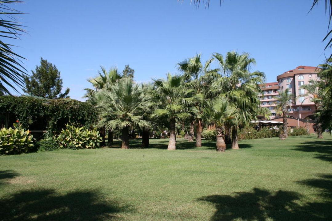 Gartenanlage Kirman Leodikya Resort