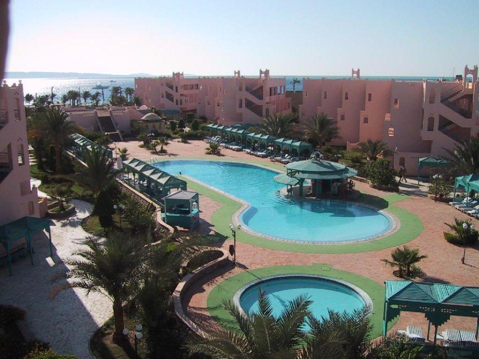 Popcornmaschine Hotel Le Pacha Beach Resort