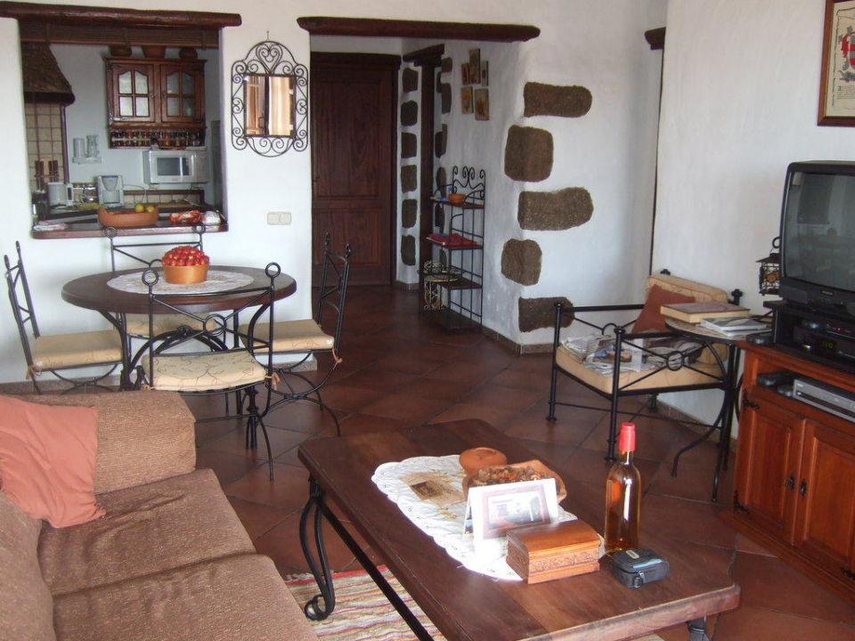 Wohnzimmer Hotel El Caserio de Guime