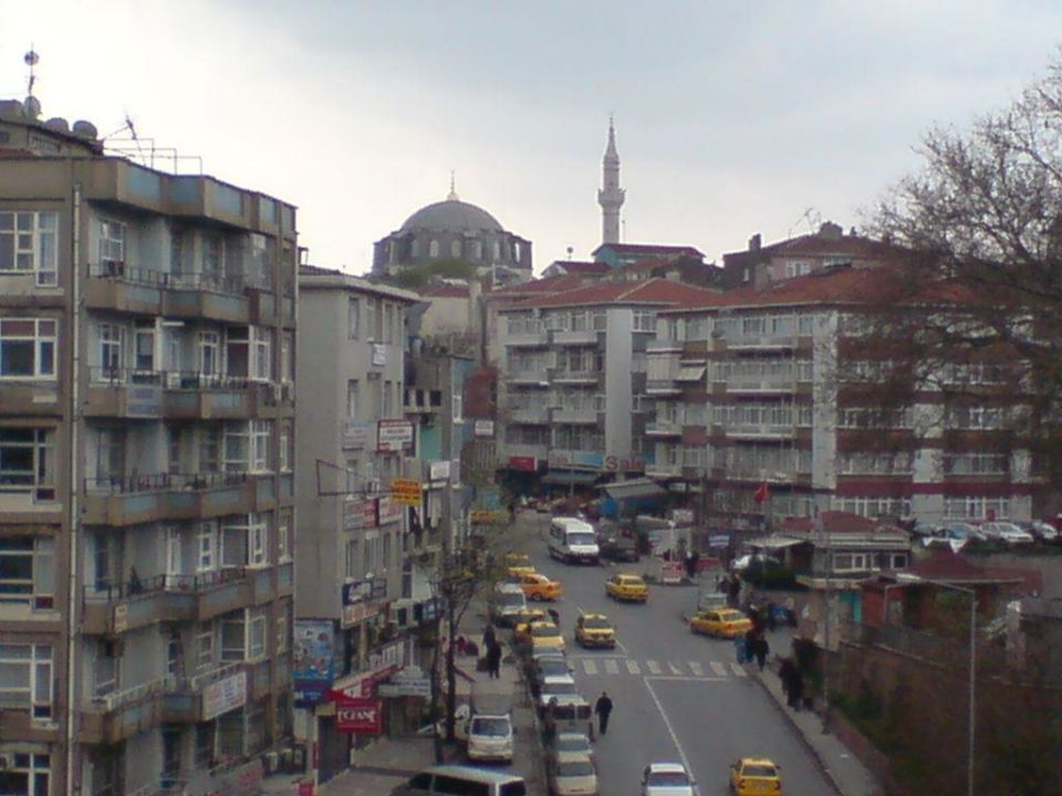 ausblick aus dem fenster hotel c sunay istanbul holidaycheck gro raum istanbul t rkei. Black Bedroom Furniture Sets. Home Design Ideas