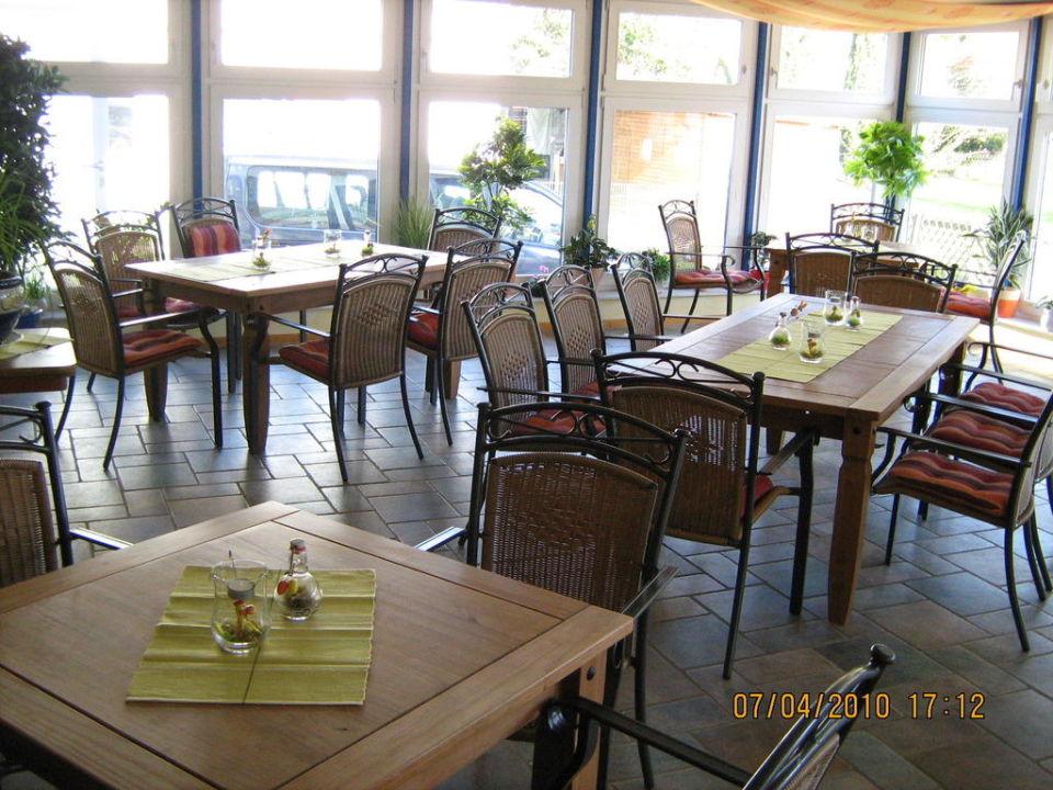 Einen kleinen Blick in die Gaststätte Landhotel Ederaue