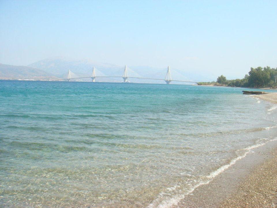 Quot Strand Quot Hotel Achaia Beach In Patra Patras