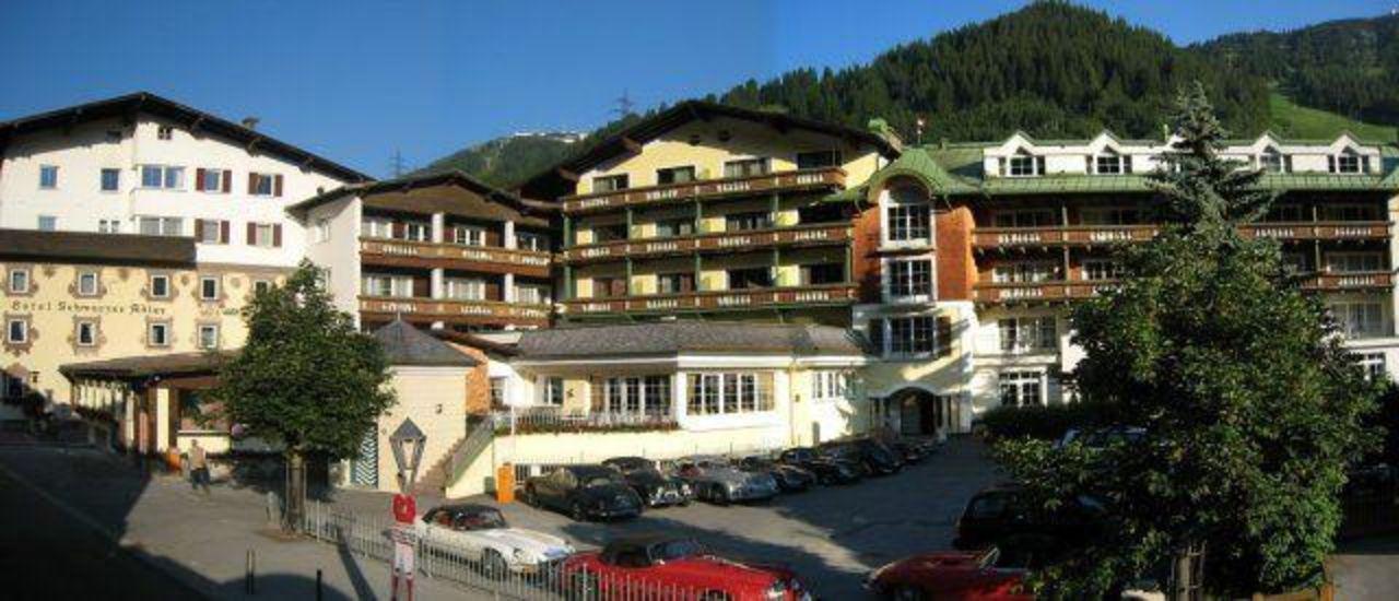 Aussenaufnahme Hotel Schwarzer Adler