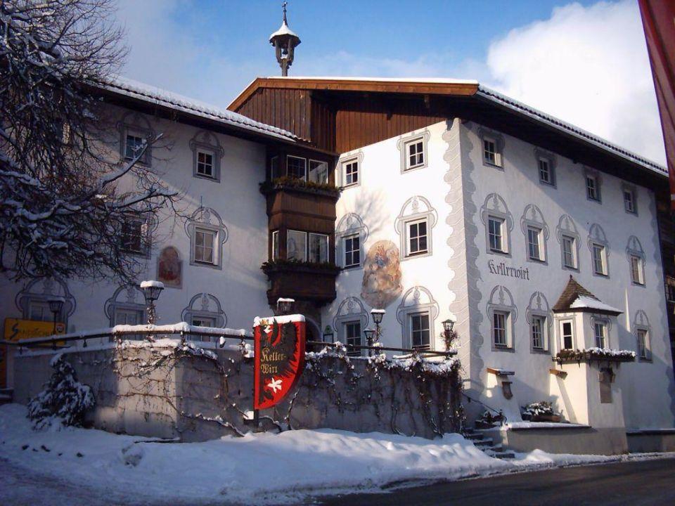 Der historische Kellerwirt 3 Sterne Hotel Kellerwirt