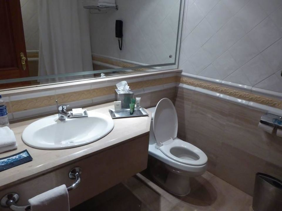 Lazienka Hilton Hotel Santo Domingo