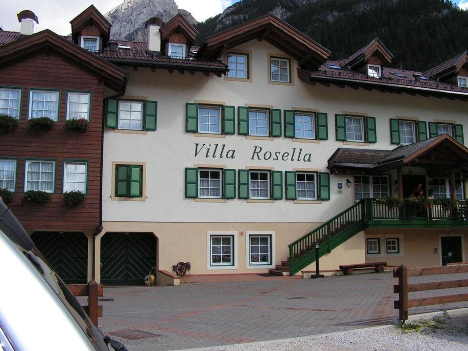 Esterno hotel Hotel Villa Rosella Park & Wellness