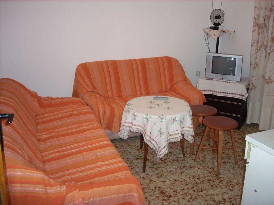 Wohnzimmer Apartments Voric