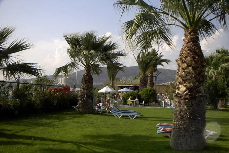 Hotel-Liegewiese Hotel Ephesia