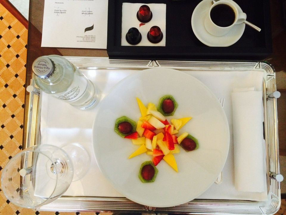 Bild detalle de bienvenida clientes platinum zu hotel - Detalles de bienvenida ...