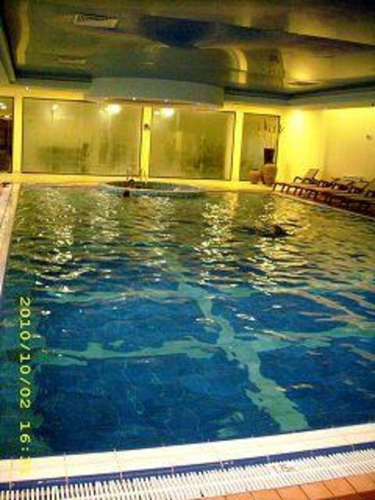 Die Schwimmhalle Hotel Grifid Bolero