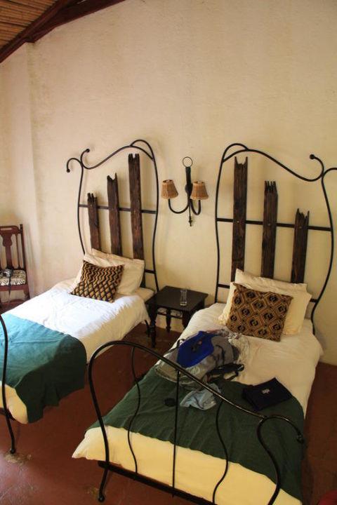 Zimmeransicht Hotel Gecko Lodge