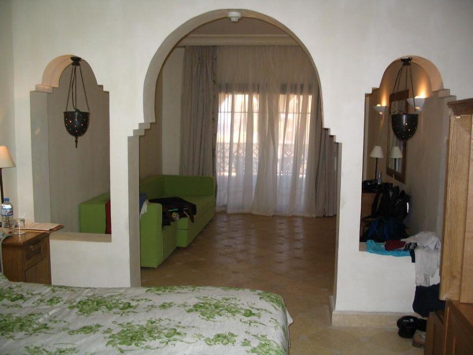 Zimmer Neubau The Grand Makadi