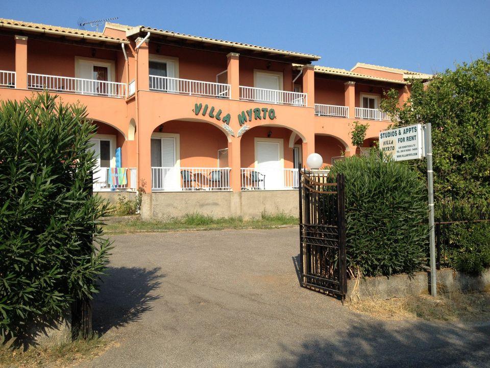 Hotel Villa Myrto
