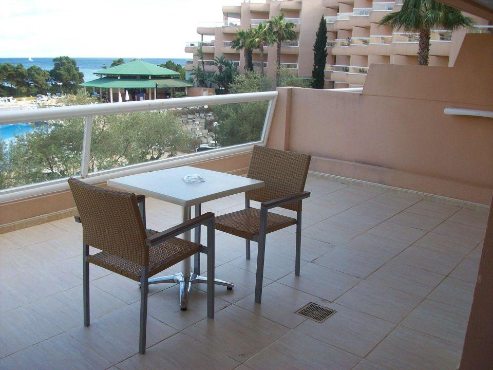 quotgrosser balkon mit meerblickquot hotel tropic garden in santa With katzennetz balkon mit tropic garden ibiza suite