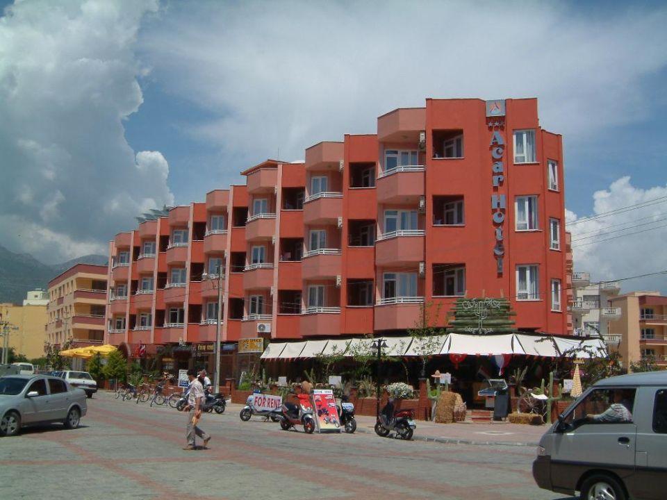Acar Hotel in Alanya Acar Hotel