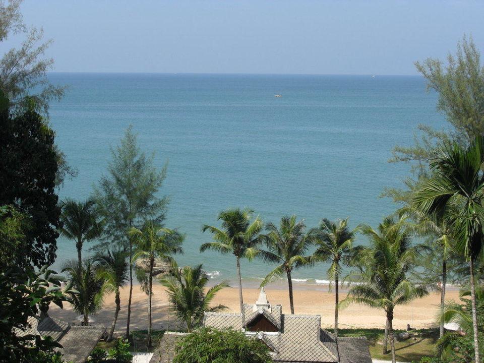 Blick vom Haupthaus Moracea by Khao Lak Resort