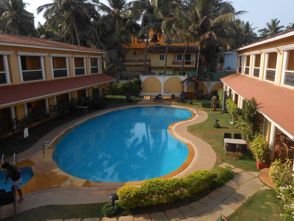 Außen Hotel Casa De Goa