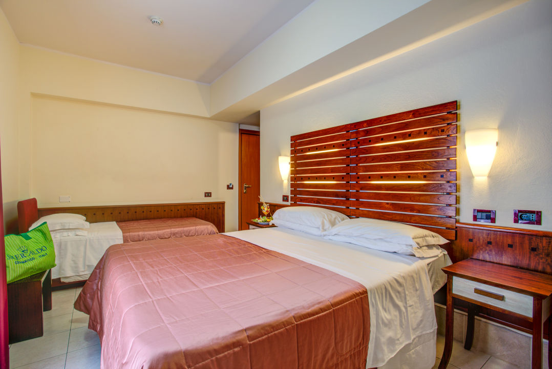 Zimmer Hotel Smeraldo