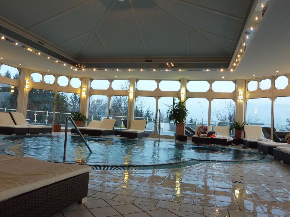 Innenpool Hotel Sonnenhof Lam Holidaycheck Bayern Deutschland