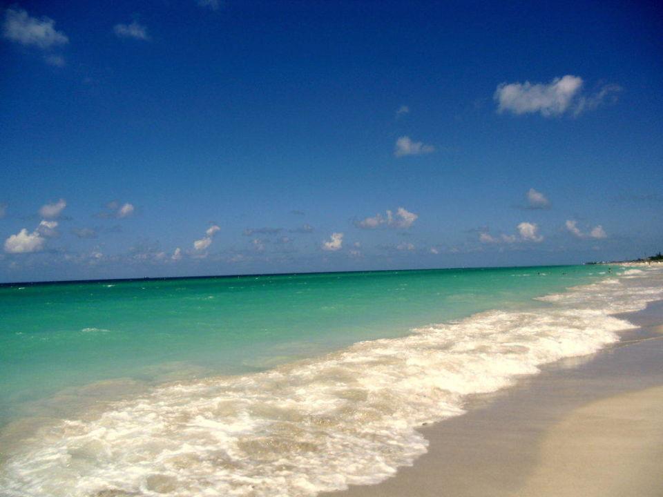 Ja! die Farben waren so schön! Hotel Melia Las Antillas